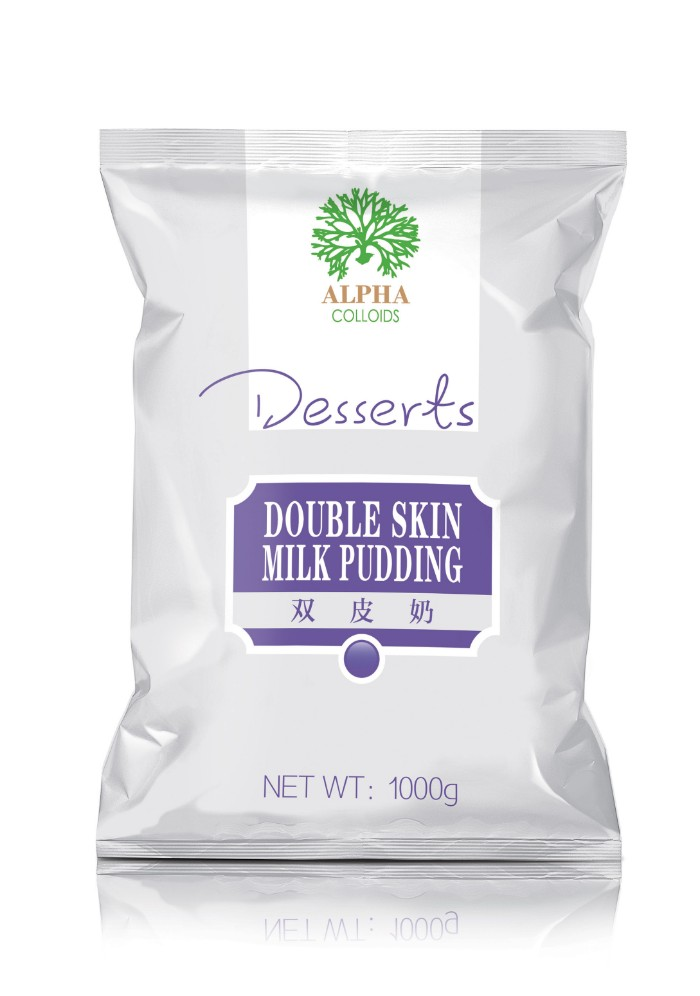 Double Skin Milk Pudding