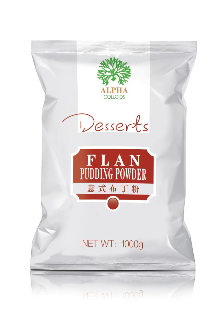 Flan Pudding Powder