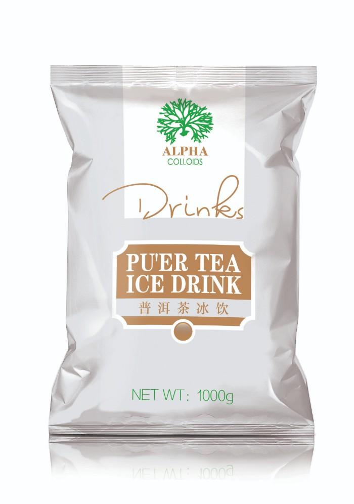 Pu'er Ice Drink